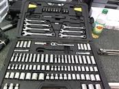 STANLEY Mixed Tool Box/Set 150 PC MECHANICS TOOL SET